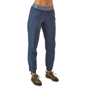 Patagonia W's Hampi Rock Pants Navy Blue